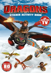 Dragons: Sticker Activity Book, Paperback / softback Book