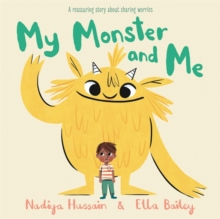 My Monster and Me, Hardback Book