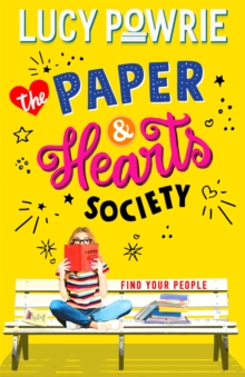 The Paper & Hearts Society : Book 1, Paperback / softback Book