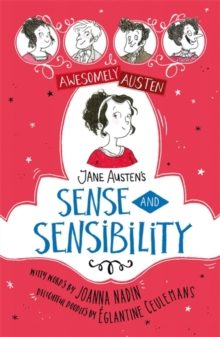 Jane Austen's Sense and Sensibility, Hardback Book