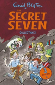 The Secret Seven Collection 3 : Books 7-9, Paperback / softback Book
