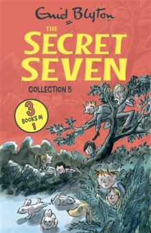 The Secret Seven Collection 5 : Books 13-15, Paperback / softback Book