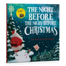 The Night Before the Night Before Christmas, Hardback Book