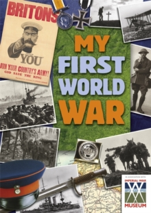 My War: My First World War, Paperback Book