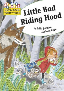 Little Bad Riding Hood, Paperback Book
