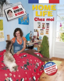 Young Reporter in France: Home Life, Hardback Book