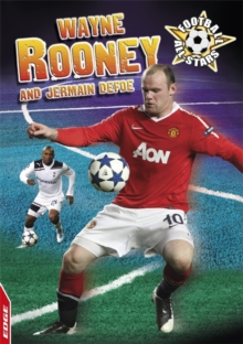 EDGE: Football All-Stars: Wayne Rooney and Jermain Defoe, Paperback Book