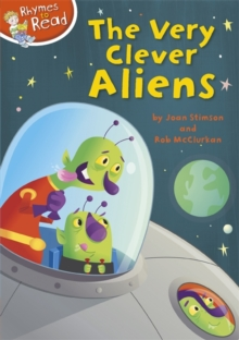 The Very Clever Aliens, Paperback Book