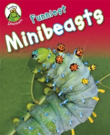 Leapfrog Learners: Funniest Minibeasts, Paperback Book