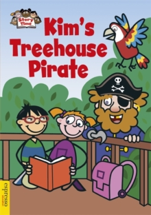 Kim's Treehouse Pirate, Paperback Book