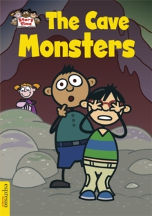 The Cave Monsters, Paperback Book