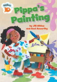 Pippa's Painting, Paperback Book