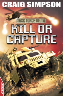 Kill or Capture, Paperback Book