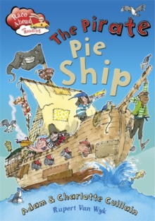 The Pirate Pie Ship, Paperback Book