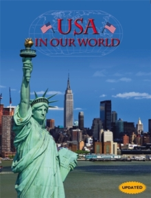 Countries in Our World: USA, Paperback Book