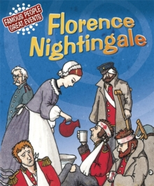 Famous People, Great Events: Florence Nightingale, Paperback Book