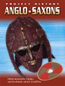 The Anglo-Saxons, Paperback Book