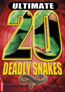 Deadly Snakes, Hardback Book