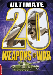 EDGE: Ultimate 20: Weapons of War, Paperback Book