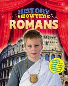 History Showtime: Romans, Hardback Book