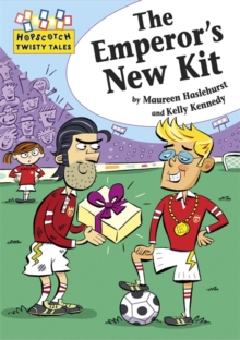 The Emperor's New Kit, Paperback Book