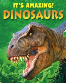 It's Amazing: Dinosaurs, Paperback Book