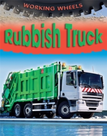 Rubbish Truck, Paperback Book