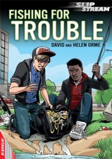 Fishing for Trouble, Paperback Book