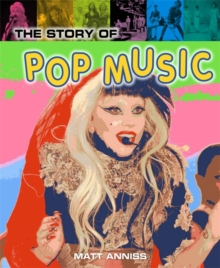 The Story of Pop Music, Hardback Book