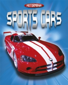 Sports Cars, Paperback Book