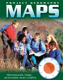 Project Geography: Maps, Paperback / softback Book