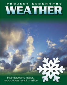 Project Geography: Weather, Paperback Book