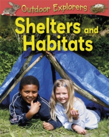 Shelters and Habitats, Paperback Book