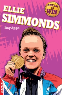 EDGE: Dream to Win: Ellie Simmonds, Paperback Book