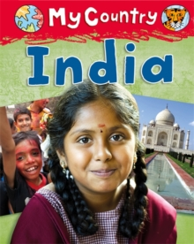 My Country: India, Paperback Book