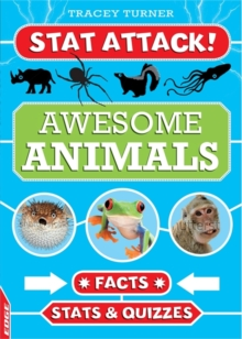 EDGE: Stat Attack: Awesome Animals: Facts, Stats and Quizzes, Paperback / softback Book