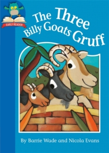 Must Know Stories: Level 1: The Three Billy Goats Gruff, Paperback / softback Book
