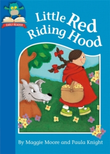 Must Know Stories: Level 1: Little Red Riding Hood, Paperback Book
