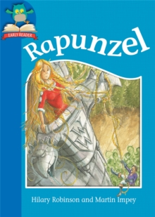 Must Know Stories: Level 1: Rapunzel, Hardback Book