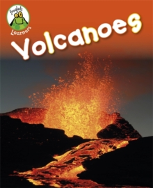 Froglets: Learners: Volcanoes, Hardback Book