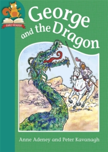 Hopscotch Adventures: George and The Dragon, Paperback Book