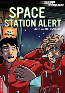 EDGE: Slipstream Short Fiction Level 2: Space Station Alert, Paperback / softback Book