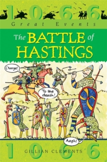 Great Events: The Battle Of Hastings, Paperback Book