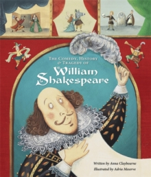 The Comedy, History and Tragedy of William Shakespeare, Paperback Book
