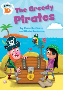 The Greedy Pirates, EPUB eBook