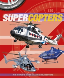 Supercopters, Hardback Book