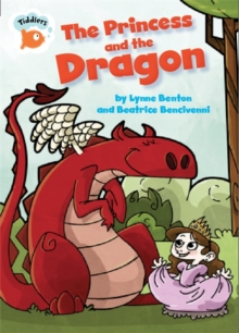 Tiddlers: The Princess and the Dragon, Paperback Book