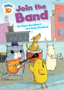 Join the Band, Paperback Book