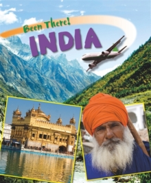 Been There: India, Paperback Book