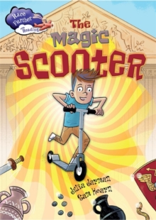The Magic Scooter, Paperback Book